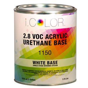 iColor ICO.1150.G01 White Base - A/U Single Stage Intermix Sys (124 oz.)