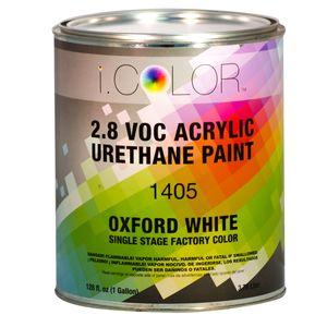 iColor ICO.1405-1 Oxford White Single Stage FPC - 2.8 VOC