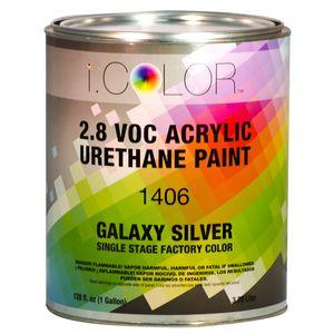 iColor ICO.1406-1 Galaxy Silver Single Stage FPC - 2.8 VOC