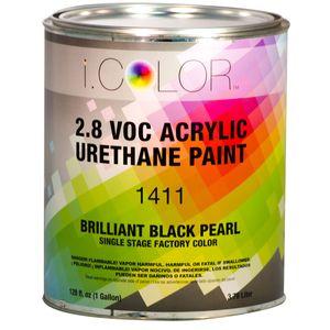 iColor ICO.1411.G01 Brilliant Black Pearl Single Stage FPC - 2.8 VOC