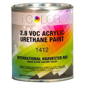 iColor ICO.1412-1 International Harvester Red Single Stage FPC - 2.8 VOC