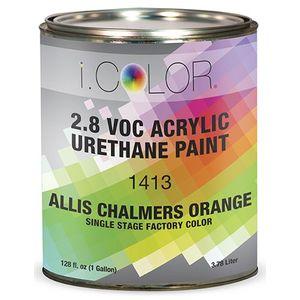 iColor ICO.1413-1 Allis Chalmers Orange Single Stage FPC - 2.8 VOC