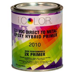 iColor 2010-4 2.1 VOC DTM Epoxy Hybrid Primer
