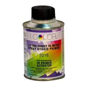 iColor ICO.2015-16 2.1 VOC DTM Epoxy Hybrid Primer Activator