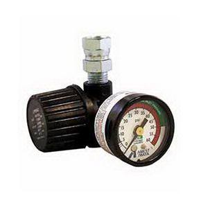 ANEST IWATA 8131B 8131B Adjustable Air Flow Regulator, 1/4 in FNPT Inlet x 1/4 in FNPT Outlet, 0 to 60 psi