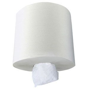 Scott™ 01051 01051 Center-Pull Towel, 8 x 15 in, 500, Paper, White, 1 Plys