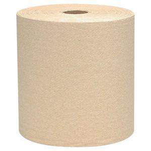 Scott™ 04142 04142 Hard Roll Essential Towel, 8 in x 800 ft, 100, Paper, Brown, 1 Plys