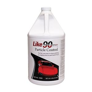Like90™ 10008 10008 Particle Control Floor Coating, 1 gal Can, 100 sq-ft/gal Coverage, Clear to Light Amber