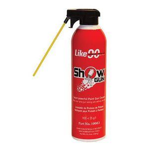 Like90™ 10063 10063 Super-Powerful Paint Gun Cleaner, 11.5 oz, 2-Way Aerosol Can, Clear