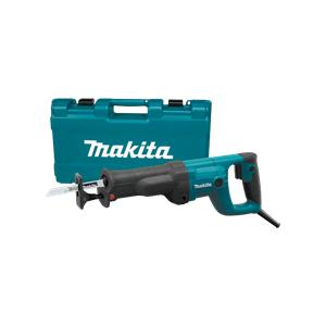 Makita JR3050T Recipro Saw, 11 AMP, var. spd., tool-less blade change and shoe adjustment, case