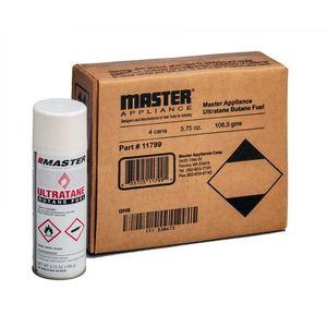 Master Appliance Corp. 11799 ULTRATANE BUTANE, 3-3/4 OZ, 106 GRA