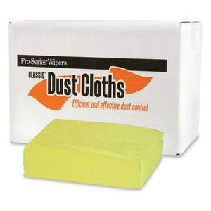 MDI 78404 78404 1/4 Fold Dust Cloth, 500, 17 in L x 13 in W, Yellow