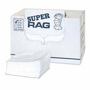 MDI 93102 93102 Optimum Performance 1/4 Fold Supreme Towel, 250, 16 in L x 13 in W, Spunlace