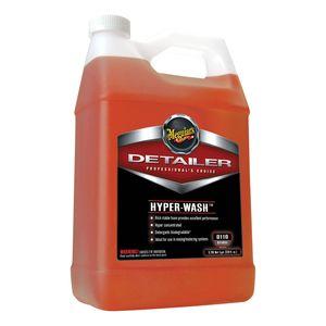 Meguiar's D11001 D11001 Hyper-Wash, 1 gal Can, Bright Orange, Liquid