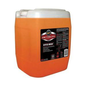 Meguiar's D11005 D11005 Hyper-Wash, 5 gal Pail, Bright Orange, Liquid