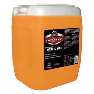 Meguiar's D11305 D11305 Wash and Wax, 5 gal Pail, Liquid