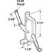 CRL H3668 Right Hand Awning Window Operator for Air Control-Keller Windows