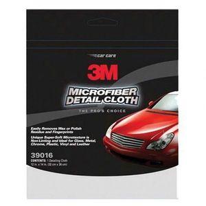 Scotch-Brite™ 39016 39016 Detailing Cloth, 12 x 4.1 in, Yellow