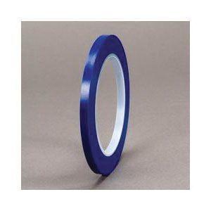 Scotch® 06405 06405 471+ Series Fine Line Masking Tape, 36 yd x 1/4 in, 5.3 mil THK, Indigo