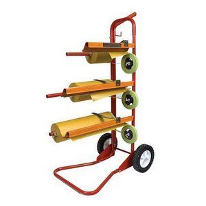 Scotch® 06864 06864 Slimline Apron Taper, 28.6 in L x 24-1/2 in W, Orange/Red