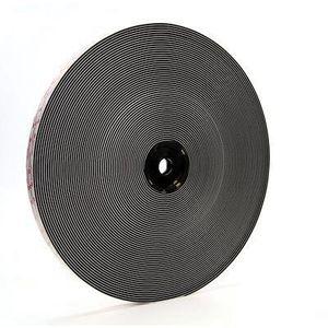 Dual Lock™ 74379 74379 SJ3550 Series Type 250 Reclosable Fastener Roll, Foam/Acrylic Adhesive, Black, White (Adhesive)