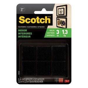 Scotch® 80306 80306 Multi-Purpose Fastener, Black