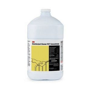 3M 85785 85785 Disinfectant Cleaner RCT Concentrate, 1 gal Spray Bottle, Green, Liquid