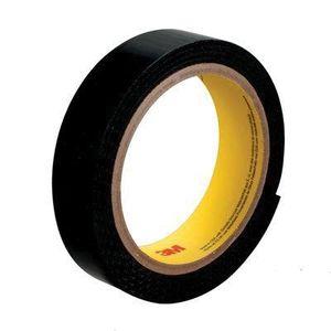 3M 86243 86243 SJ3526N Series Hook Fastener Roll, 50 yd L x 1 in W, Nylon, Polyethylene Liner, Black