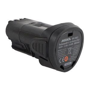 Mirka® BPA10825 BPA10825 Intelligent Battery, 10.8 V Voltage Rating, 2.5 Ah Current Rating