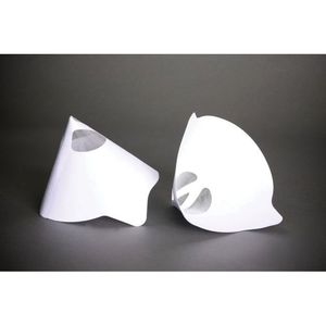 National Oak STRAINERS-IMPORT STRAINERS Mesh Paper Economy Strainer, 190 micron Mesh, Nylon, Mesh Paper