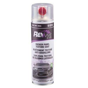 RSG™ 91012 91012 Rocker Panel Texture Coat, 12.8 oz Aerosol Can, Black, 3 to 4 hr Curing