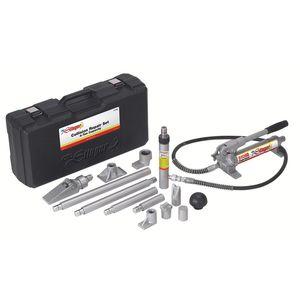 OTC® OTC1513B 1513B 10 ton Hydraulic Collision Repair Set, 23.85 in L x 13-1/2 in W x 7 in H, Silver