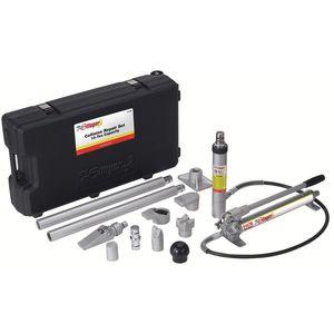 1515B 10 ton Hydraulic Collision Repair Set, 31-1/2 in L x 18-45/64 in H x 7-13/64 in W, Silver