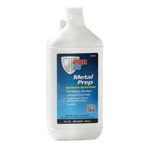 POR-15® 40204 40204 Metal Prep, 1 qt, Clear Blue