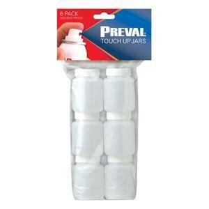 Preval Spray Gun 0271 6-pack 3oz bottles