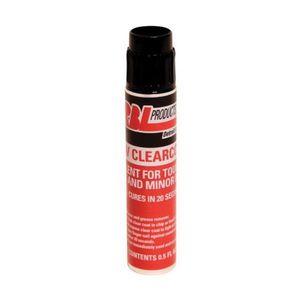 RBL Products, Inc. UV853 UV-853 Clearcoat, 0.5 oz Tube