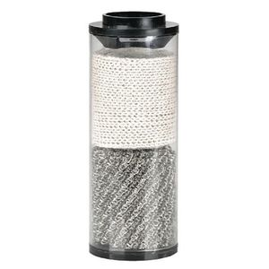 RTi 3P-035 3P-035 1st-Stage Vordex Replacement Element, 1 um, 35 scfm, Stainless Steel Mesh