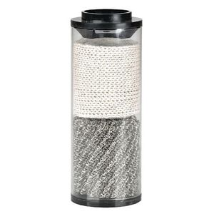 RTi 3P-060 3P-060 1st-Stage Apache Replacement Element, 1 um, 60 scfm, Stainless Steel Mesh