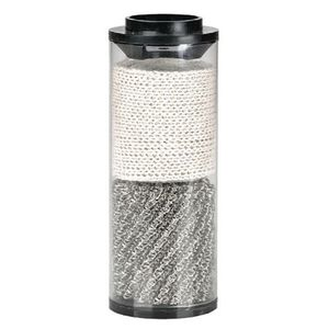 RTi 3P-090 3P-090 Replacement Element, 1 um, 90 scfm, 2-1/2 in Dia x 6-3/4 in H, Stainless Steel Mesh