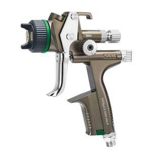 SATA 1061952 1061952 HVLP Standard Spray Gun with Cup, 1.3 mm O-Nozzle, 0.6, 0.9 L Capacity