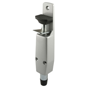 CRL J4595 Door Mounted Aluminum Step-On Door Holder