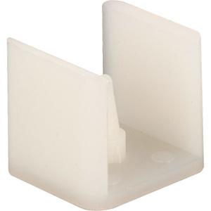 CRL M6061 Sliding Shower Door Bottom Guide - pack of 2