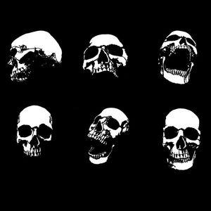 SATA T26 T26 Pro Series 2 Skull 2 Stencils Mega Pack, 7 mil THK, Mylar