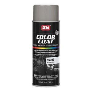 Color Coat™ 15393 15393 Specialty Flexible Coating, 16 oz, Med Gray, No VOC VOC, 1:10 Mixing, 10 sq-ft Coverage
