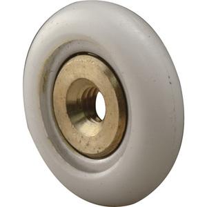"""3/4"""" Sliding Oval Edge Shower Door Roller"""