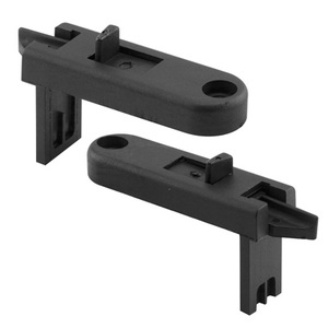CRL F2660 Black Tilt Window Latch for Keller