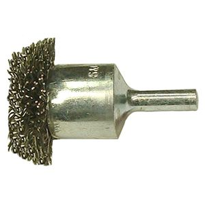 S & G Tool Aid Corp. 17100 End Brush, Circular Flared