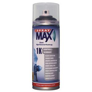 SprayMax, Peter Kwansy, Inc 3680100 680100 1K Guide Coat, 400 mL Aerosol Can, Black, Gas