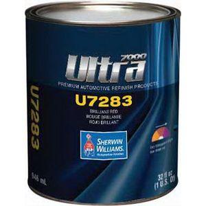 Sherwin-Williams Paint Company U728314 U7283-4 Mixing Toner, 1 qt Can, Brilliant Red