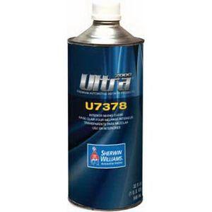 Sherwin-Williams Paint Company U737814 U7378-4 Interior Mixing Clear, 1 qt Can, Clear